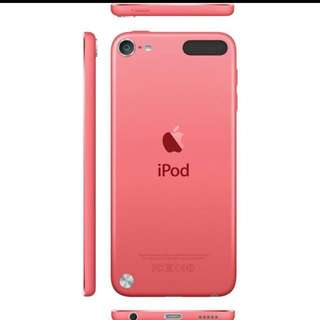 Ipod touch 5 pink