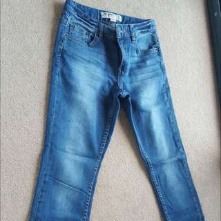JUST JEANS NEVER USED