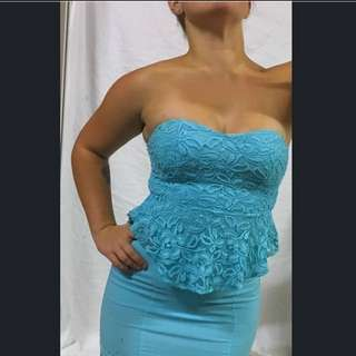 Hot Lacy Cocktail Dress 👗