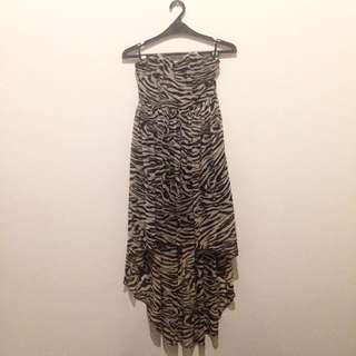 New Look Animal Print Dress