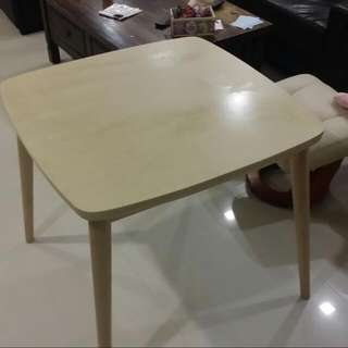 Reduced Price - Rounded Corners Dining Table
