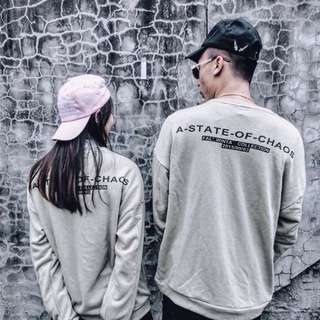 State Of Chaos 大學Tee