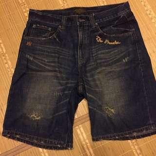 Provider 牛仔短褲 L號