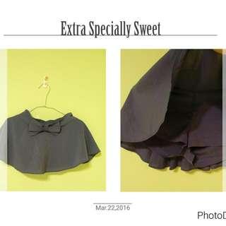 短裙(褲裙)