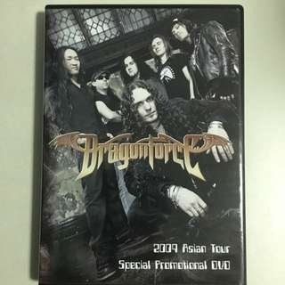 Dragonforce - Special Promotional Dvd 2009
