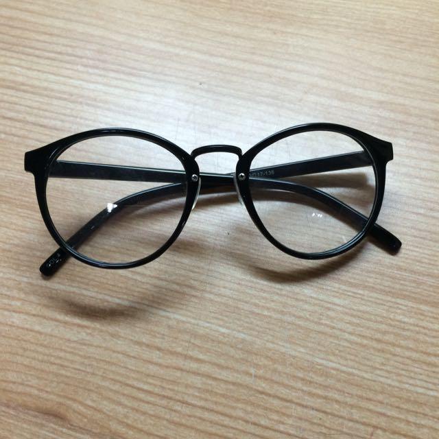 造型眼鏡(有實拍照)