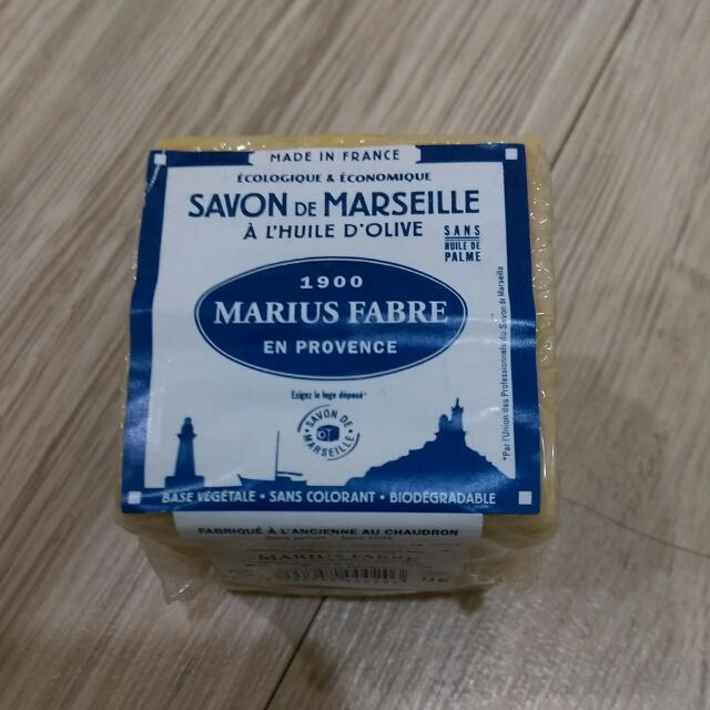法國製 法鉑橄欖油經典馬賽皂 200g 2017/06