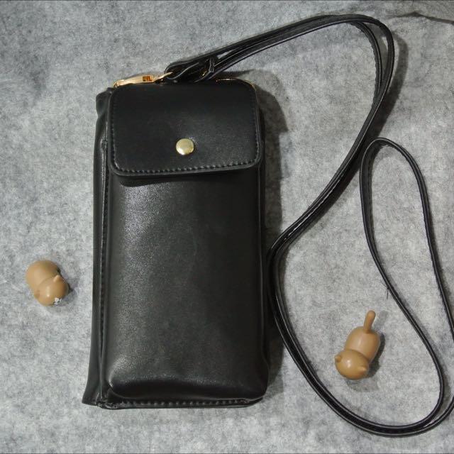 (全新)多功能 手機包 錢包 卡夾 小包