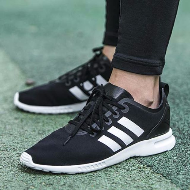 new product 77afb 32abf ADIDAS ZX Flux Smooth, Women's Fashion on Carousell