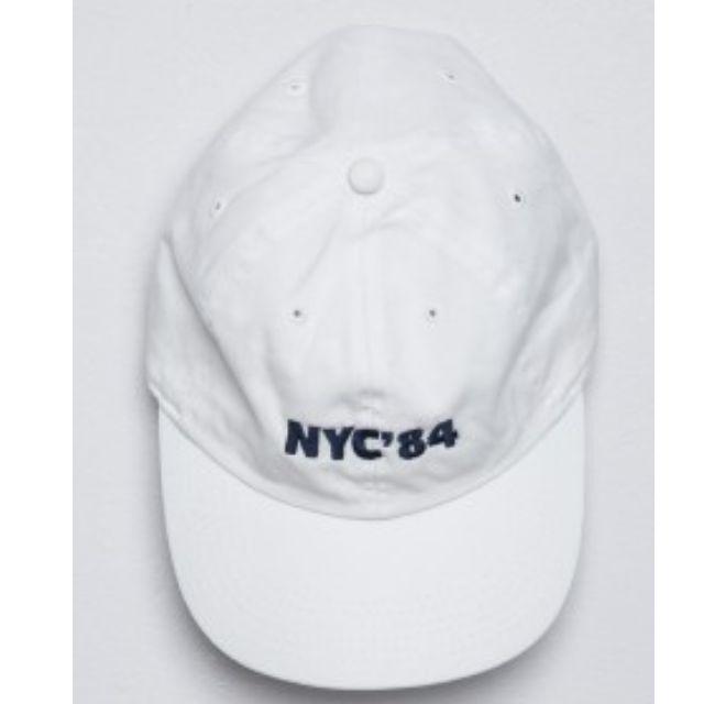 Brandy Marville NYC'84 棒球帽 全新美國購入