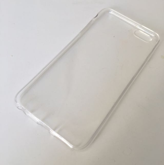 Clear iPhone 6 Plus Case