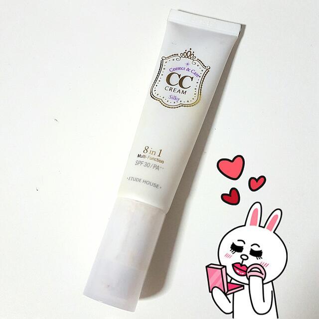 Etude House CC Cream Silky [BEST DEAL IN CAROUSELL!]