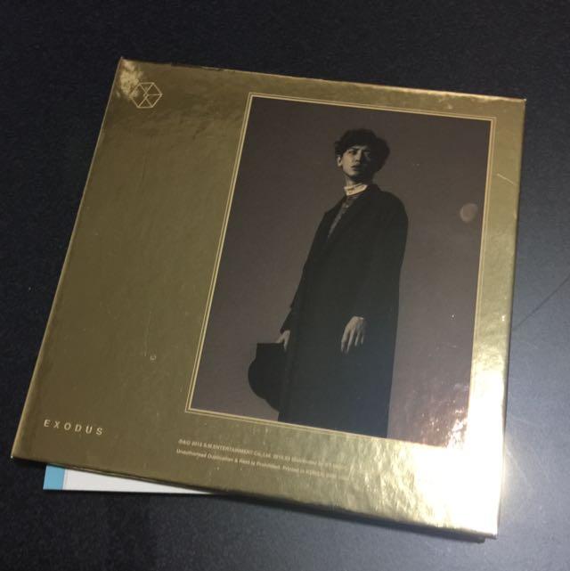 exo : exodus (chanyeol cover)