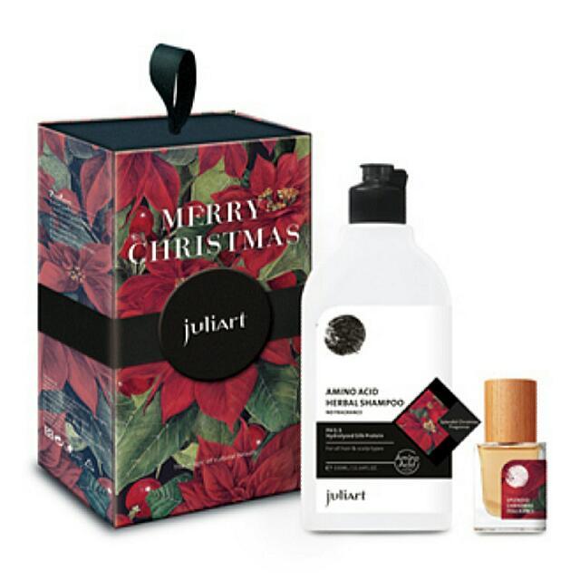 Juliart席沐麗 聖誕限定 複方香氣洗髮乳