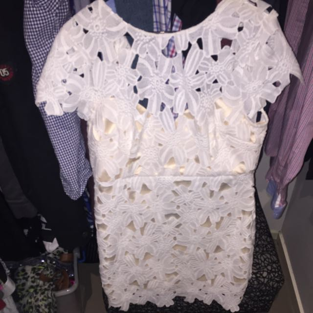 Lace Dress From Portmans 14
