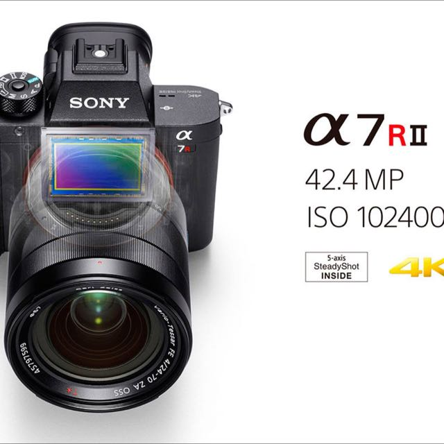 Looking For Sony A7R Ii