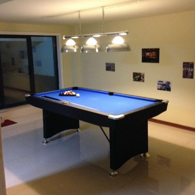 Brand New FT POOL TABLE WITH FOLDING LEGSNEW LAUNCH Furniture - Brand new pool table
