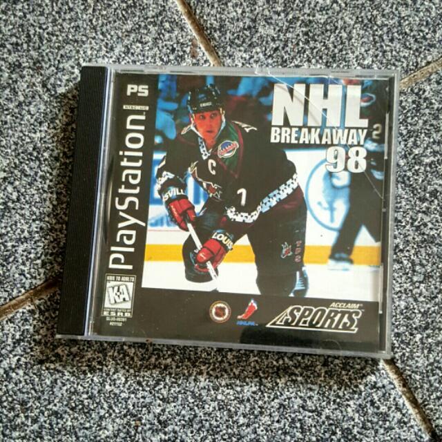 NHL Breakaway Game