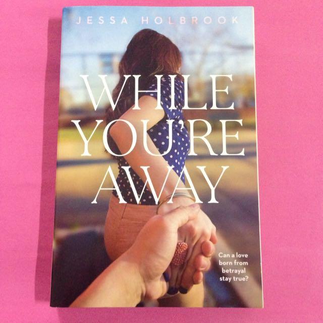 Novel - While You're Away
