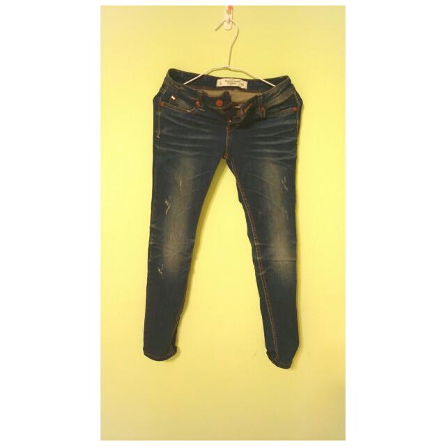 牛仔褲s號