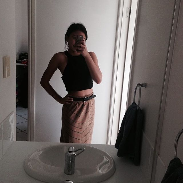 Selling Top and Skirt