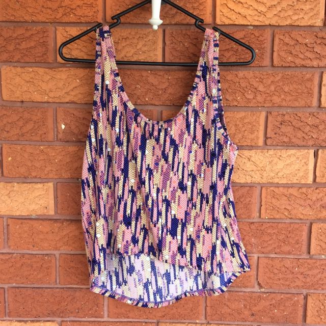Supre Cropped Swing Top