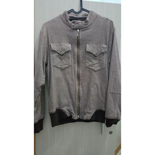 UNISEX BROWN JACKET