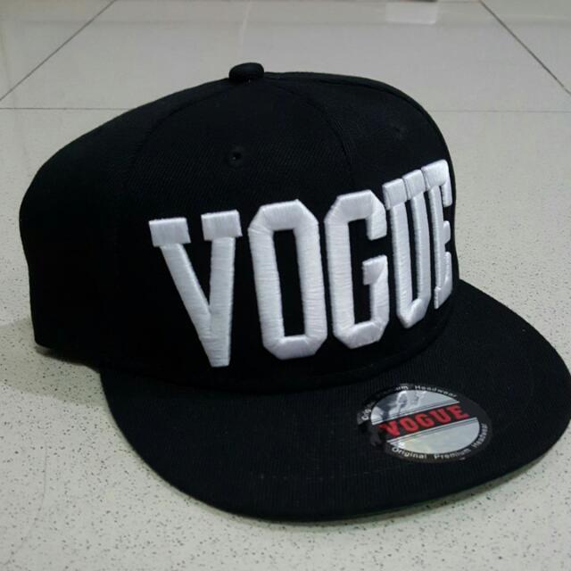 Vogue Snapback