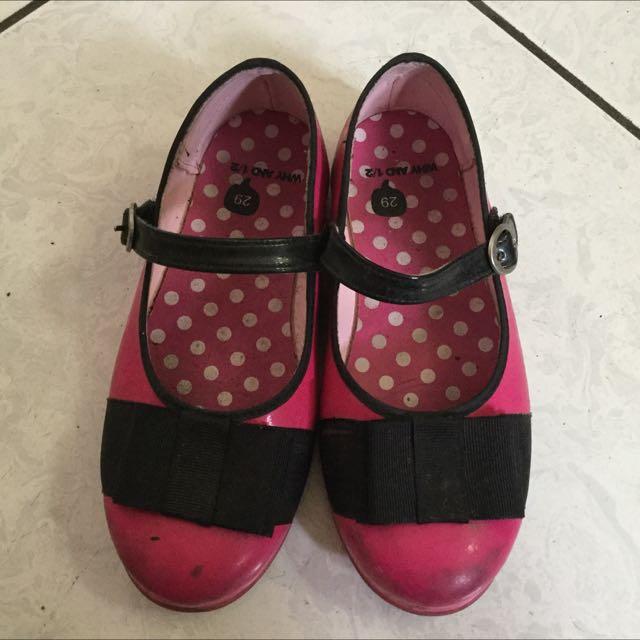 Why&1/2 氣質娃娃鞋