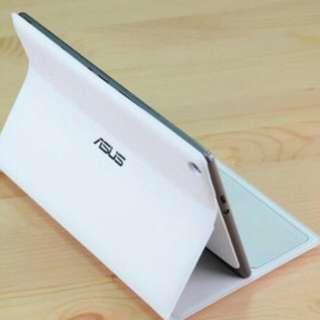 ASUS ZenPad音響皮套/有外盒/原廠/九成新/無刮傷/白色