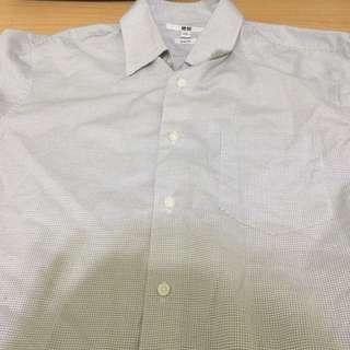 Uniqlo 長袖襯衫