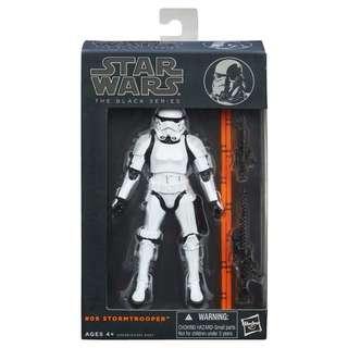 "Star Wars BS 6"" Stormtrooper"