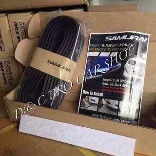外國進口正版SAMURAI超軟膠萬用頭唇 (新出5D立體碳纖維款 Carbon)