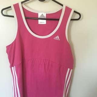 Size M Sports Singlet Adidas