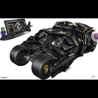 76023 The Tumbler Lego Batman Super Heroes