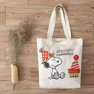 Snoopy 手提肩背包