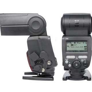 YONGNUO YN685 Speedlite HSS 1/8000s GN60 2.4G Wireless Flash E-TTL Speedlight for Canon DSLR Cameras