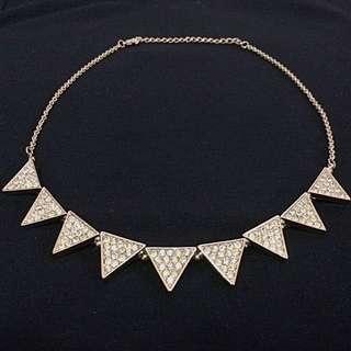 Diamanté Necklace 💎