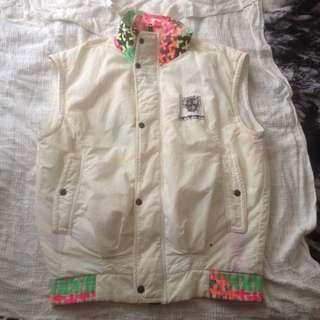 Vintage Quicksilver Vest