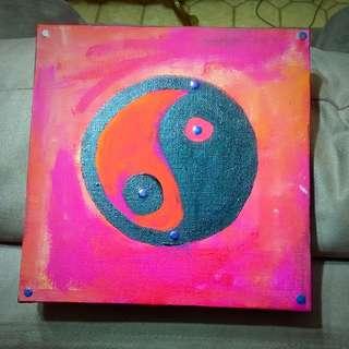 Ting And Yang Painting