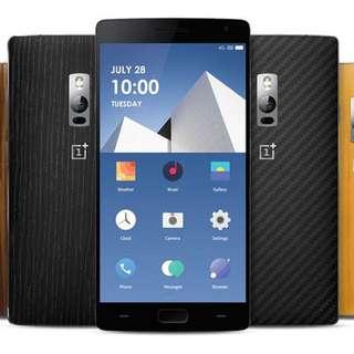 WTS OnePlus 2 64GB Kevlar Backplate FASTDEAL