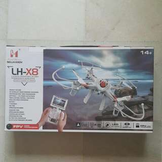 AirCraft LH-X8 Video Copter