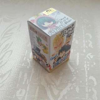 One Piece Mini Collectible Figures