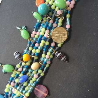 Brand New Island Shop Stones & Beads Belt