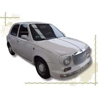 2001年 Nissan 日產 Verita 威利達 1.3 白
