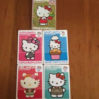 High Tea With Hello Kitty Trading Card Game
