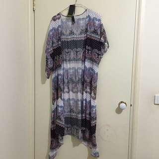 Factorie Sparrow Kimono