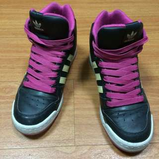 Adidas 高筒#二手品牌好鞋