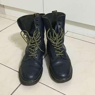 二手 馬丁 Dr.Martens 8號 男鞋