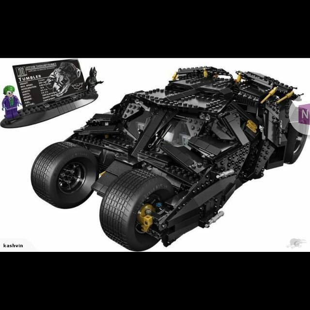 76023 The Tumbler Lego Batman Super Heroes